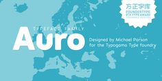 "Check out this @Behance project: ""Auro Typeface"" https://www.behance.net/gallery/42845925/Auro-Typeface"