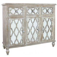 Hampton Beach 3 Drawer 3 Door Cabinet – lovefurnitureuk