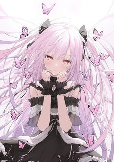 Pretty Anime Girl, Beautiful Anime Girl, Kawaii Anime Girl, Anime Art Girl, Manga Girl, Chica Anime Manga, Anime Style, Anime Artwork, Aesthetic Anime