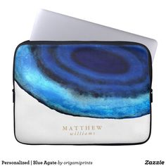 Personalized | Blue Agate