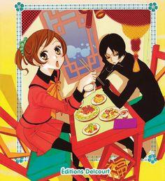 Julietta Suzuki, Kamisama Hajimemashita, Kirihito Mori, Nanami Momozono, Manga Cover