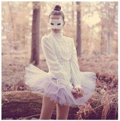 ballet, bun, cat, dancer, diy, fashion