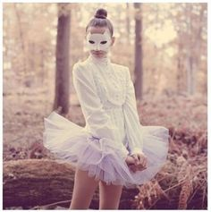 ballet, bun, cat, dancer, diy, fashion
