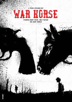War Horse - movie poster - Daniel Norris