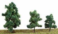 "Walthers Scenemaster HO 949-1184 Summer Trees 3-3/8"" (10) Brick Paper, Summer Trees, Model Train Layouts, Models, Model Trains, Backdrops, Scenery, Plants, Templates"