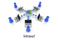 Intranet application