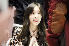 Taeyeon Lotte Department Store fansign 2014
