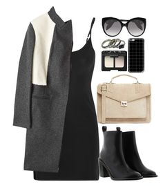 """Untitled #1588"" by rowan-asha ❤ liked on Polyvore featuring Commando, Neil Barrett, J.Lindeberg, Givenchy, Alexander McQueen, NARS Cosmetics and Casetify"