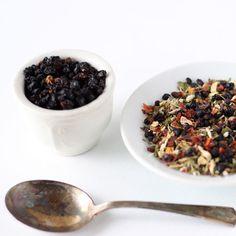 ∆  Elderberry Tea...Herbal Tea Recipes.  Dancing Elderberry, Triple Berry Herbal tea, and Well Child Tea.