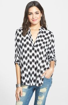 great shirt! and only $38 at Nordstrom (with free shipping and free returns)!