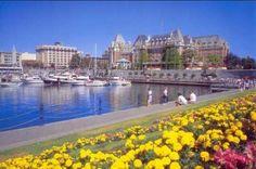 Victoria, Vancouver Island, British Columbia.