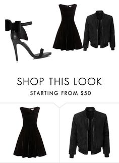 """""""Untitled #11"""" by odiaplamendi ❤ liked on Polyvore featuring LE3NO and Miss Selfridge"""