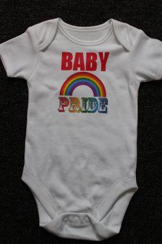 LGBTQ Baby Ally!