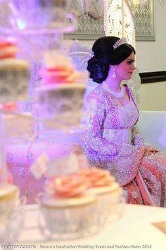 Moroccan wedding tekchita