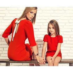 Aliexpress.com : Buy Matching Mother Daughter Clothes Sleeveless Solid Color   Round Neck  Mini Dress Mother Daughter Dresses Plus Size from Reliable dress skirt suppliers on Peerless beauty Nana  | Alibaba Group