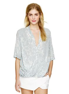 Anderson Blouse by Babaton