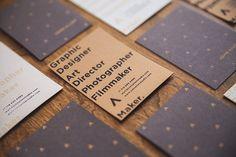 Tarjetas de visita en blanco y negro my business pinterest personal business cards on behance colourmoves Images