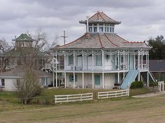 Steamboat Houses, New Orleans, Louisiana