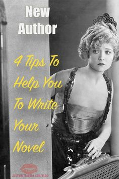 """Every author starts off as a new author. Relax. You're writing to entertain, so entertain yourself first. Give your readers experiences, and forget about being a """"great writer."""""""