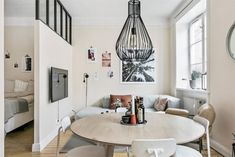 Gravity Home: A Calm Small Apartment