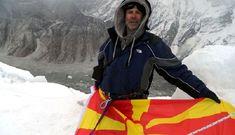 Macedonian climber dies on Everest