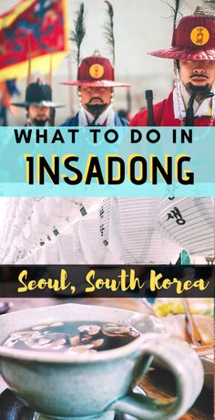 Our Seoul travel guide for what to do in Insadong, a lively South Korea neighborhood that offers a perfect blend of modern and traditional Korean culture! Travel Advice, Travel Quotes, Travel Tips, Travel Ideas, Travel Plan, South Korea Travel, Asia Travel, Japan Travel, Seoul Travel Guide