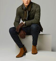 Mooie Schoenen, handschoenen, jas