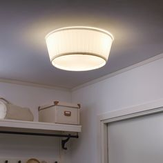 IKEA - ÅRSTID, Ceiling lamp, white, Diffused light that provides good general light in the room. May be completed with other lamps in the same series. Ikea Lighting, Led Track Lighting, Hall Lighting, Interior Lighting, Flush Ceiling Lights, Wall Lights, Ceiling Lamps, White Ceiling, Lamp Light