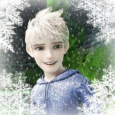 How many likes for mine Jack Frost picture? <3
