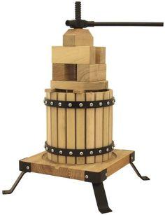 Weinpresse Obstpresse Beerenpresse 6 Liter incl. Presstuch Grillplanet® http://www.amazon.de/dp/B004CWTLN4/ref=cm_sw_r_pi_dp_hu4Stb1YW05DSPJ4