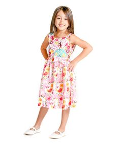 Another great find on #zulily! Sweet Peep Bunny Dress - Infant, Toddler & Girls #zulilyfinds