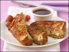 HG's Overstuffed Peanut Butter 'n Banana French Toast 9 pts