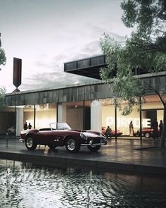 'The Museum' / Maxwell Render Challenge Winners Announced - Ronen Bekerman 3d architectural visualization blog