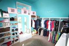Organizing Ideas, Organization, North Richland Hills, Highland Village, Flower Mound, Kid Closet, Fort Worth, Closets, Home Office