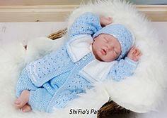 Ravelry: Sailor Set Baby Crochet Pattern #17 pattern by ShiFio's Patterns