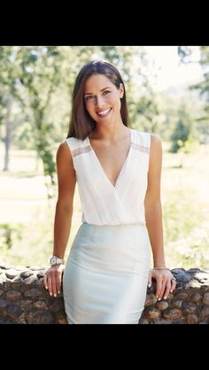 Ana Ivanovic - outfit perfection