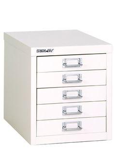 Bisley Multidrawer - 5 drawers