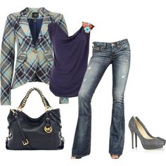 """Fall Outfit"" by steffiestaffie on Polyvore"