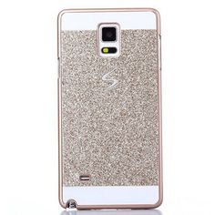 Amazon.com: Luxury Aluminum Ultra-thin Metal Case Cover for Samsung Galaxy Note 4 N910 (Gold): Cell Phones & Accessories