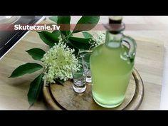 Sok/syrop oraz nalewka/likier z kwiatów czarnego bzu :: Skutecznie.Tv [HD] - YouTube
