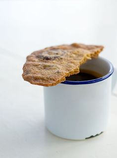 Ultrathin Chocolate Chunk Cookies