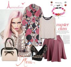 """""""Awwdore Contest"""" by styled-by-daniela-douk on Polyvore"""