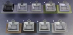 blvk - Audacine Sink Simple and sleek sink for your sims...