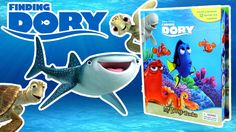 Today we get to check out the Finding Dory Movie Busy Book with Toys and a Playmat! There are a lot of the characters from the movie like Nemo Fluke and Rudder Destiny Hank and of course Dory!  Let us know if you want to see more Finding Dory Toys in the comments below or if you want to see more My Busy Books!  Subscribe To Us - http://www.youtube.com/user/disneytoybox?sub_confirmation=1  The Toy Bunker is a toy review channel featuring fun kids toys like Transformers Shopkins Disney Cars…