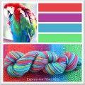 MACAW gradient wool yarn to knit or crochet
