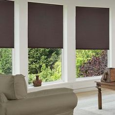 Cordless Blackout Shades for temperature and natural lighting control