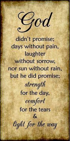 Gods promise