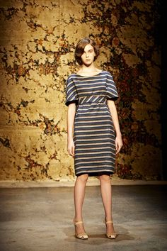 Stripes Runway Fashion Week Spring 2013 - Spring 2013 Fashion Trends - Elle