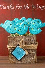 Cookie-Bouquet DIY by www.thebearfootbaker.com