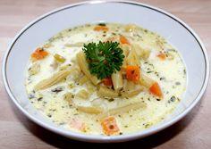 Hungarian Recipes, Hungarian Food, Weeknight Meals, Cheeseburger Chowder, Hummus, Mashed Potatoes, Food And Drink, Healthy Eating, Tasty